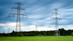 Electrical Power Transmission: The Grid